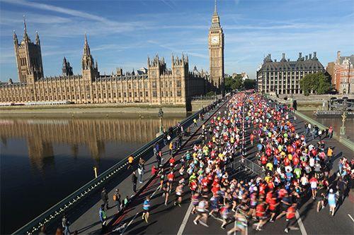 Royal Parks Half-Marathon 2018