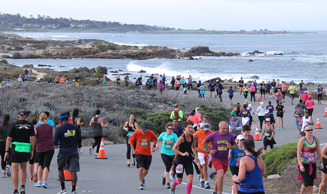 RUN for EMpower: Monterey Bay Half Marathon