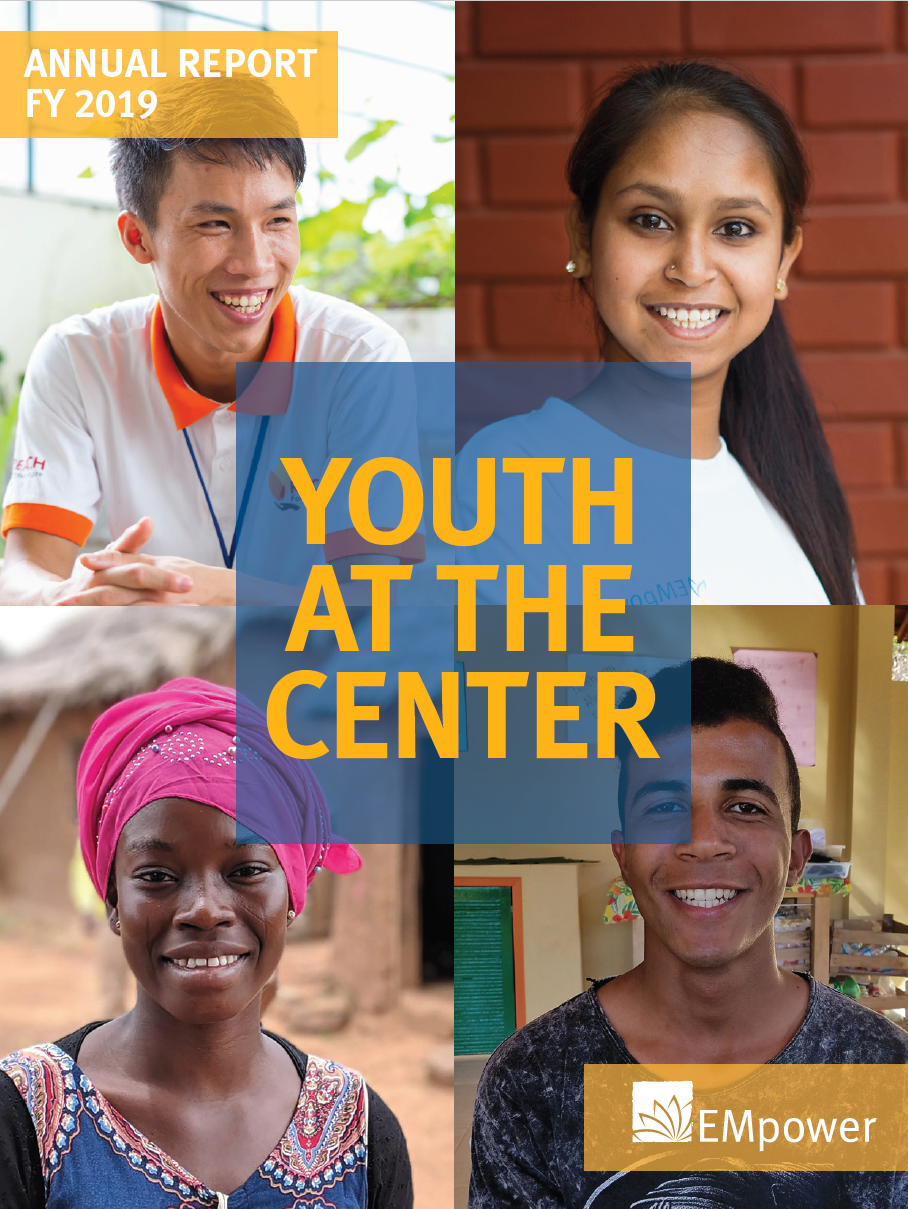 Youth at the Center: 2019 Annual Report